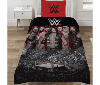 World Wrestling Entertainment Housse de couette Bague 135 x 200 cm
