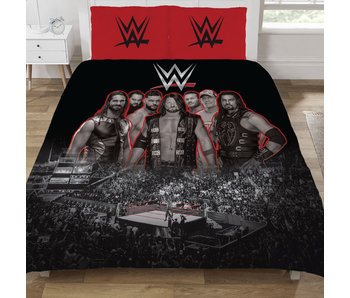 World Wrestling Entertainment Dekbedovetrek Ring 200x200 cm