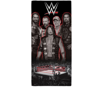 World Wrestling Entertainment Serviette de plage Ring 140x70 cm