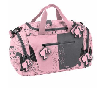 Barbie Fashion Sporttasche 47 x 25 cm