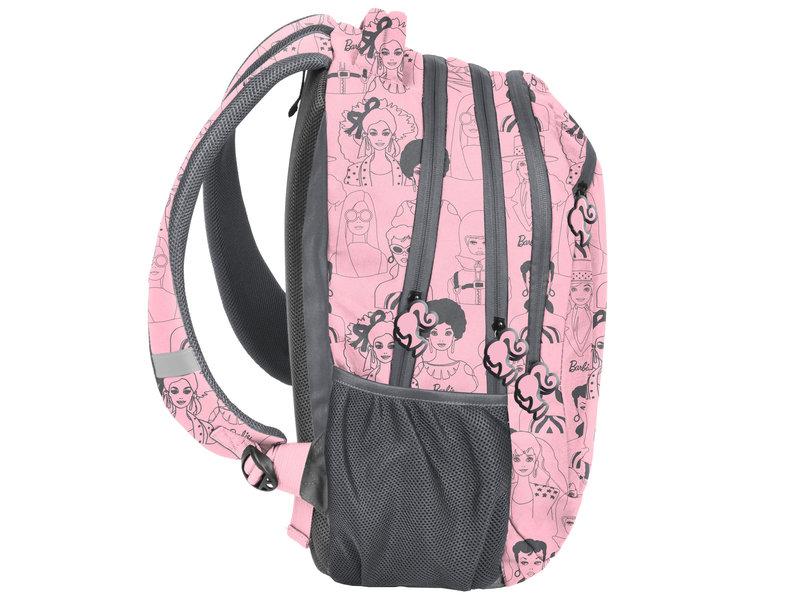 Barbie Fashion - Rugzak -  43 cm - Roze