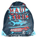 Maui Shark - Gymbag - 38 x 34 cm - Multi
