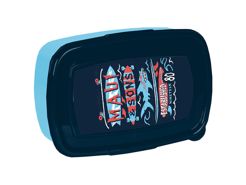 Maui Haai - Lunchbox - 18,5 x 13 cm - Multi
