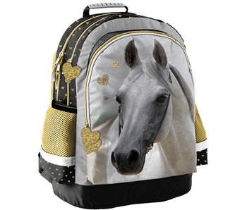 Animal Pictures Horse Backpack 42 x 29 cm