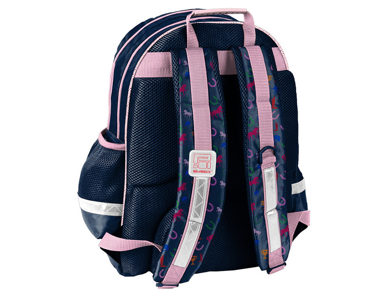 Animal Pictures My Best Horse - Backpack - 42 cm - Blue