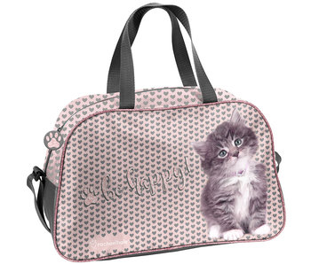 Rachael Hale Kitten Hearts Shoulder bag 40 x 25 cm
