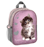 Rachael Hale Kitten Hearts - Toddler Backpack - 28 x 22 x 10 cm - Multi