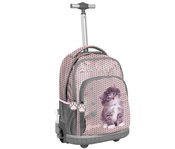 Rachael Hale Kitten Hearts Trolley 44 cm backpack
