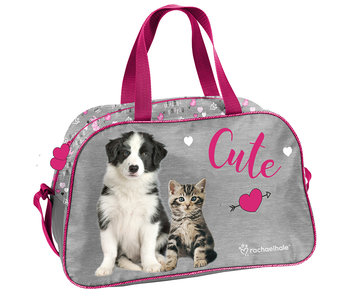 Rachael Hale Cute Friends Schoudertas 40 x 25 cm