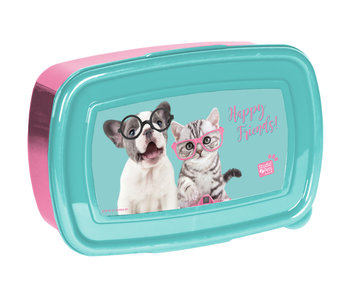 Studio Pets Happy friends Lunch box