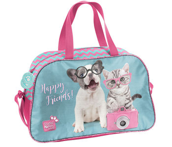 Studio Pets Happy Friends Schoudertas 40 x 25 cm