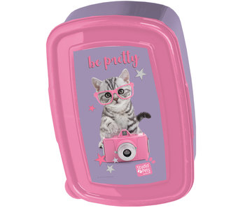Studio Pets Cat Camera Lunch box