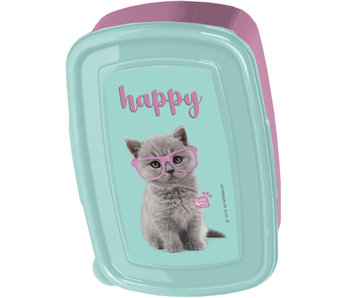 Studio Pets Happy Cat Lunch box