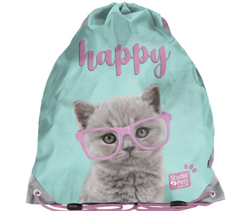 Studio Pets Happy Cat Gymbag 38cm