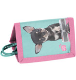 Studio Pets Chihuahua Camera - Portemonnee - 12 x 8,5 cm - Multi