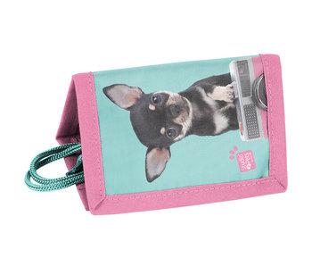 Studio Pets Brieftasche Chihuahua Kamera 12cm