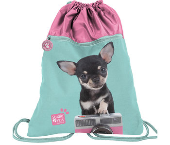 Studio Pets Chihuahua Camera gym bag 45 cm