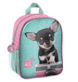 Studio Pets Chihuahua Camera - Peuter Rugzak - 28 cm - Multi