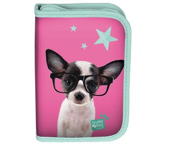 Studio Pets Chihuahua Pochette Remplie 19,5 x 13 cm