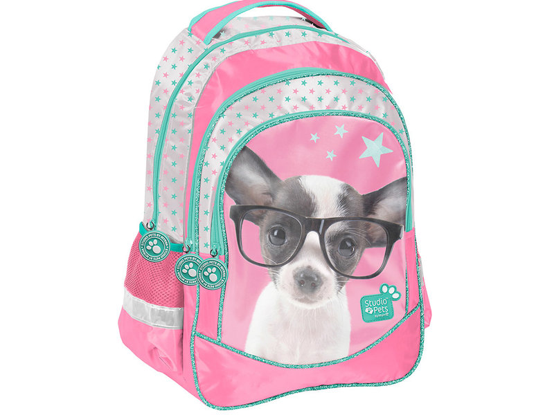 Studio Pets Chihuahua - Backpack - 41 cm - Multi