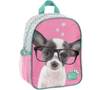 Studio Pets Sac à dos Chihuahua pour Enfant 28 cm