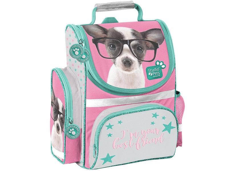Studio Pets Chihuahua - Ergo Backpack - 41 cm - Multi