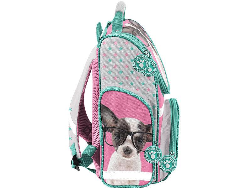 Studio Pets Chihuahua - Ergo Rugzak - 41 cm - Multi