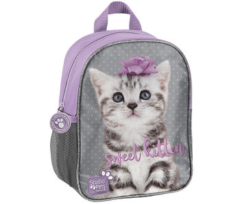 Studio Pets Sweet Kitten Toddler Backpack 28 cm
