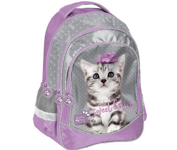 Studio Pets Sweet Kitten Backpack 41 x 30 cm
