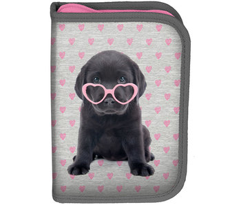 Studio Pets Puppy Glasses Leeg Etui