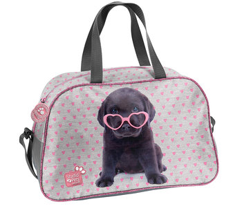 Studio Pets Puppy Glasses Schoudertas 40 x 25 cm
