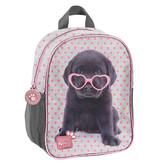 Studio Pets Puppy Glasses - Toddler Backpack - 28 cm - Multi