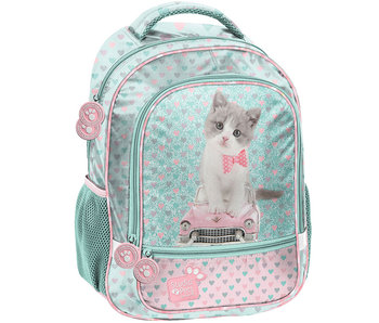 Studio Pets Kitty on Car Backpack 40 x 30 cm