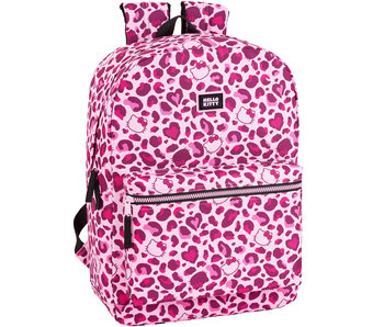 "Hello Kitty Leopard Laptop Rucksack 15,6 ""- 43 cm"