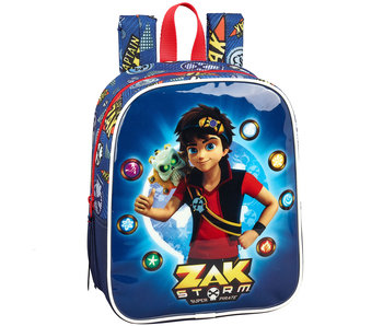 Zak Storm Sac à dos Captain Pocket 27 cm
