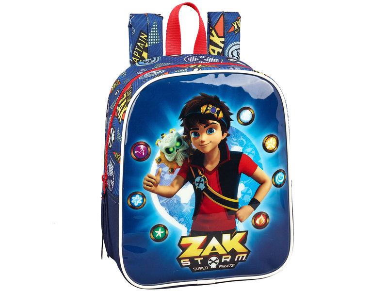 Zak Storm Captain Zak - rugzak - 27 cm - Blauw