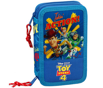 Toy Story 4 Filled pouch 20.5 x 13 cm - 28 pieces