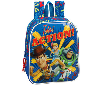 Toy Story Rucksack Takin 'Action! 27 cm