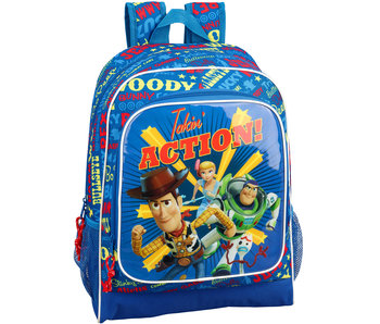 Toy Story Takin' action! Rucksack 42 cm