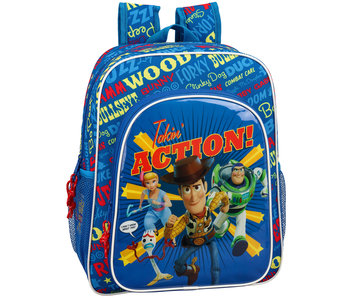 Toy Story Rucksack Takin 'Action! 38 cm