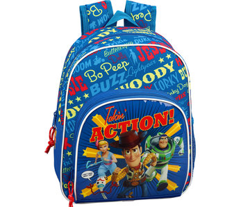 Toy Story Takin 'action! Backpack 34 cm