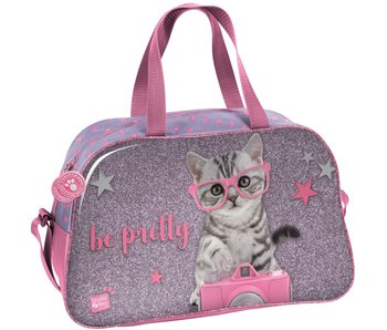 Studio Pets Cat Camera Schoudertas 40 x 25 cm