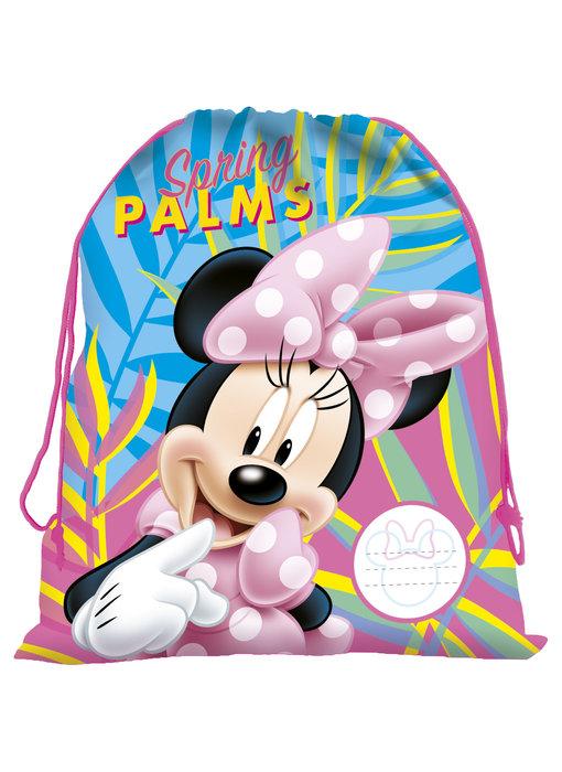 Disney Minnie Mouse Spring Palms Gymbag 42 cm