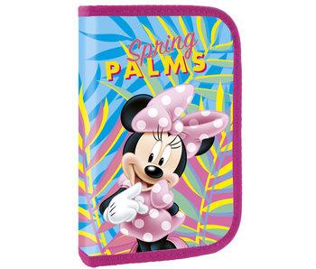 Disney Minnie Mouse Empty Spring Palms pouch
