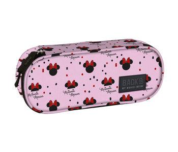 Disney Minnie Mouse Pink pencil case 23 cm