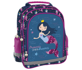 Zeemeermin Sea Dreams backpack 38 cm