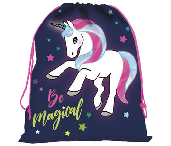 Unicorn Be Magical Gymbag 42 cm