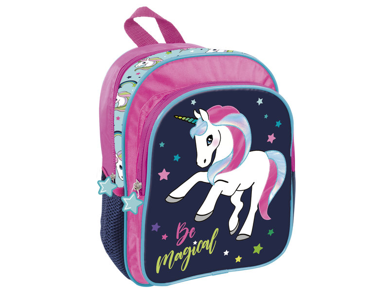 Unicorn Magical - Toddler Backpack - 30 x 25 x 12 cm - Multi