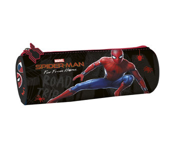 SpiderMan Round Etui Far From Home 21 cm