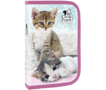 Cleo & Frank Stuffed pouches